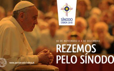 Lisboa: Oração sinodal