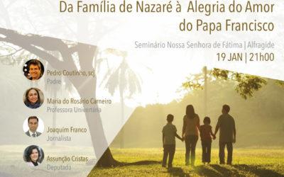 Alfragide: Encontro sobre a Família