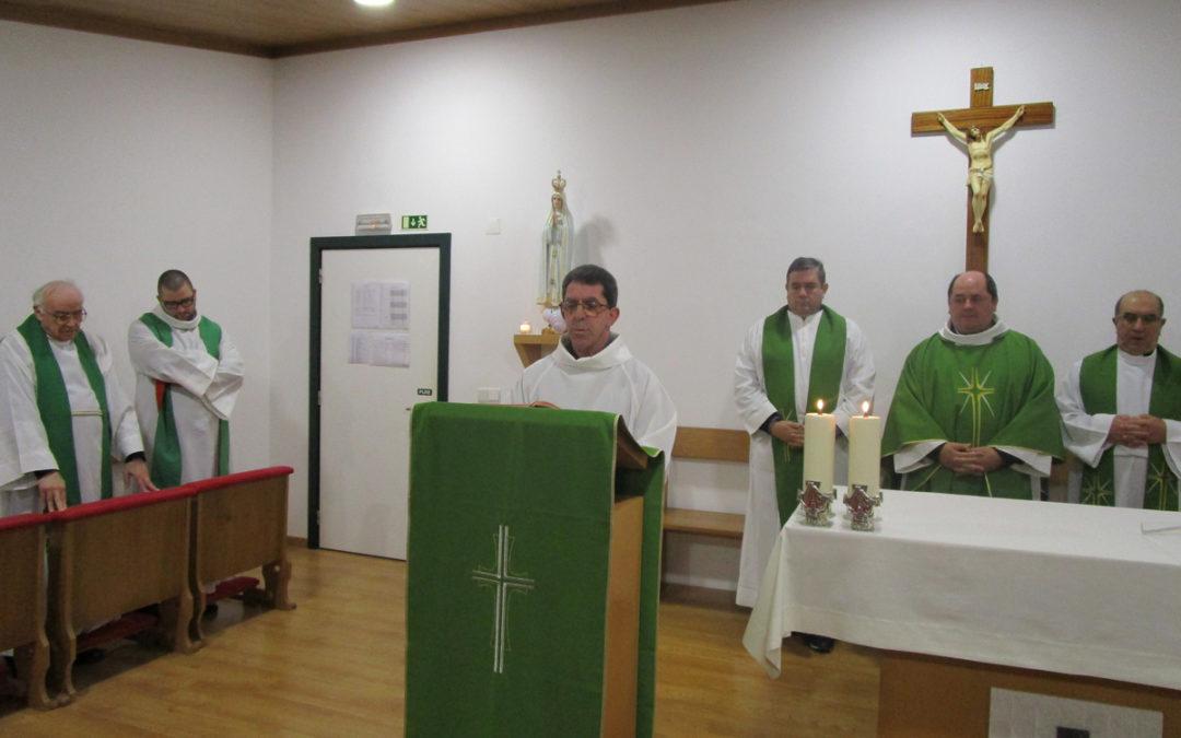 Alfragide: envio missionário do irmão José Manuel