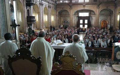 Festa da Divina Misericórdia no Loreto