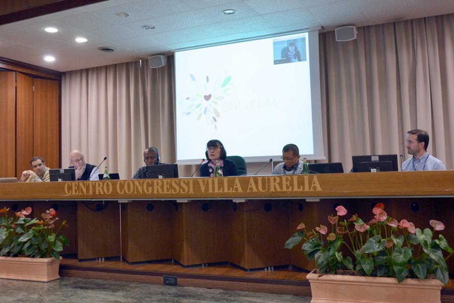 Encontro internacional da Família Dehoniana em Roma