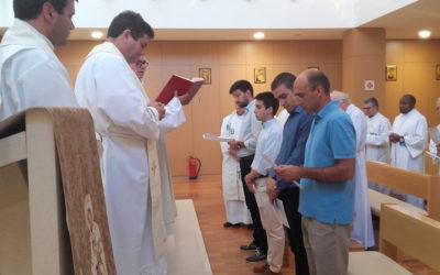 Retiro e renovação de votos em Fátima