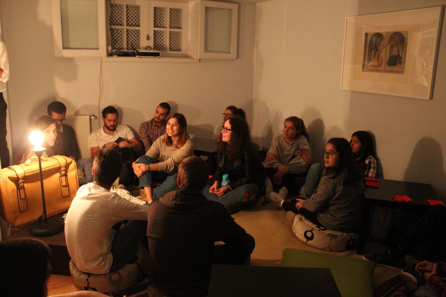 Notícia: Start Up – Universitários Dehonianos