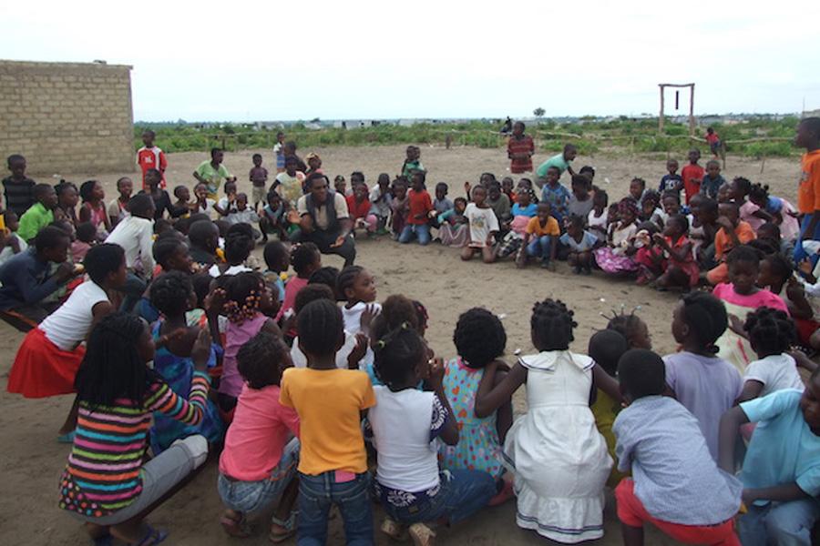 Notícias de Lwena, Angola