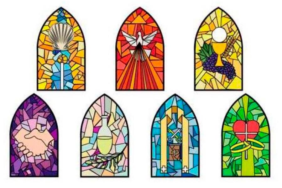 iniciação aos sacramentos