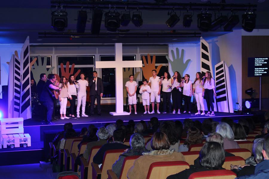 Retalhos apresentou Musical «da Música à vida»