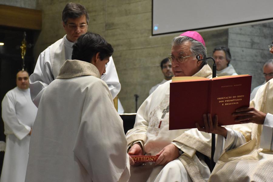 Ordenação Diaconal do Pedro Sousa