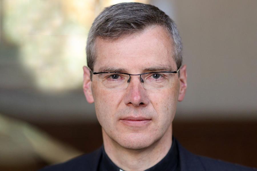 Visita do P. Heiner Wilmer, Superior Geral da Congregaçãodos Sacerdotes do Coração de Jesus (Dehonianos)