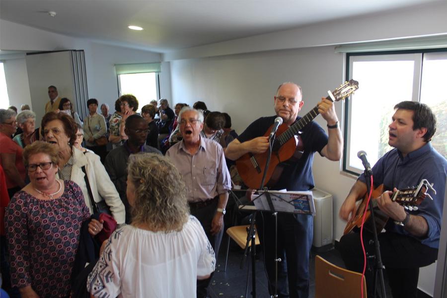 Festa dos Benfeitores em Alfragide