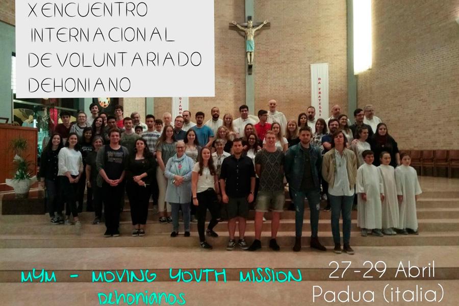 X Encontro Europeu de Voluntariado Missionário Dehoniano
