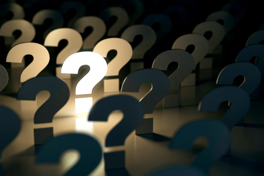 A arte de perguntar(-se)…