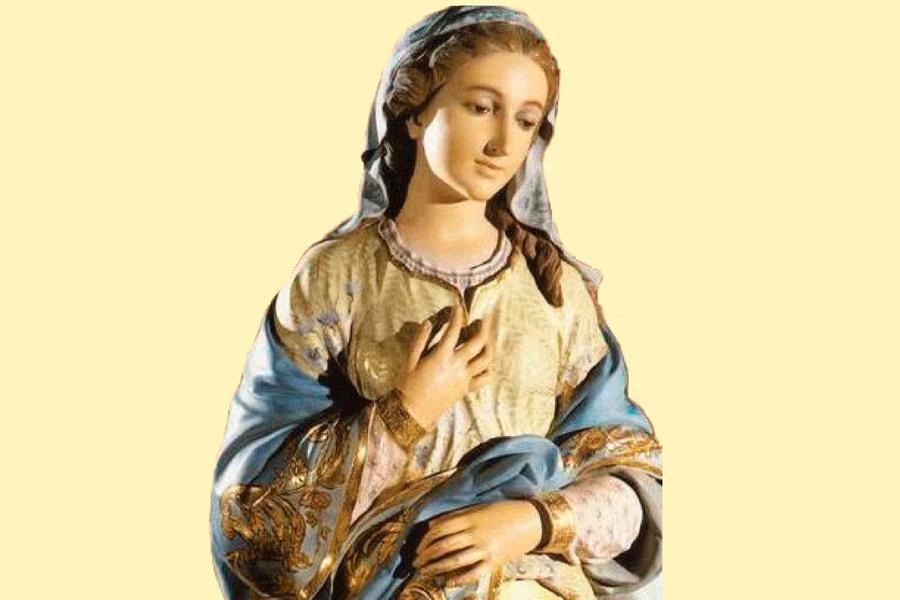 Alfragide – Missa do Parto | 15 dezembro