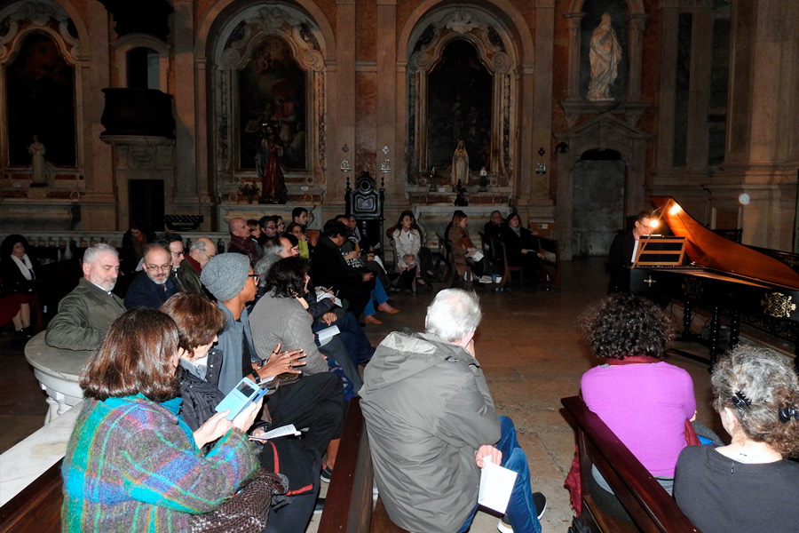Concerto Clavicembalo no Loreto