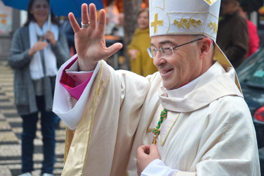 Novo Bispo no Funchal