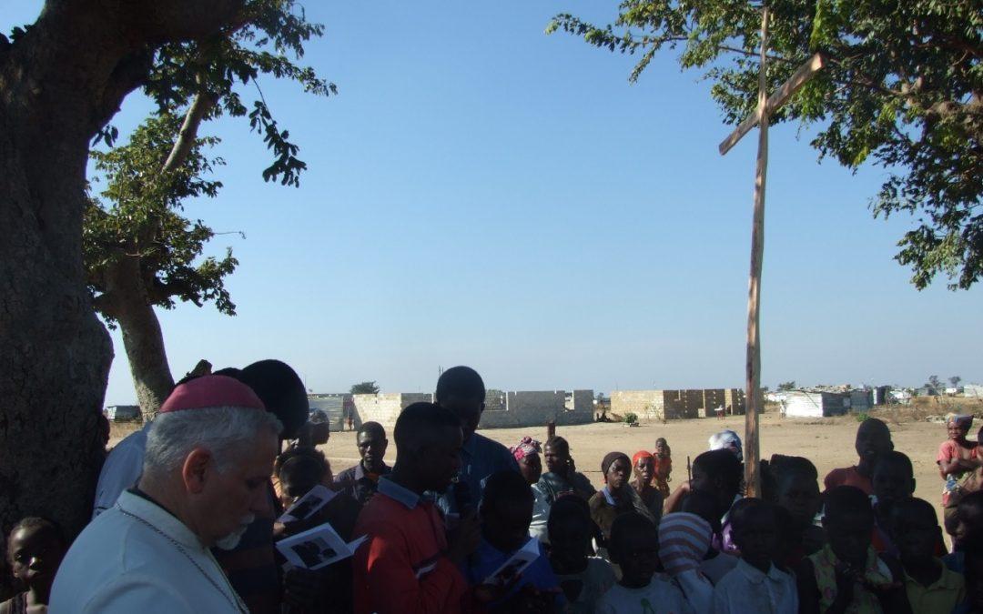 Angola: novidades da paróquia do Coração de Jesus