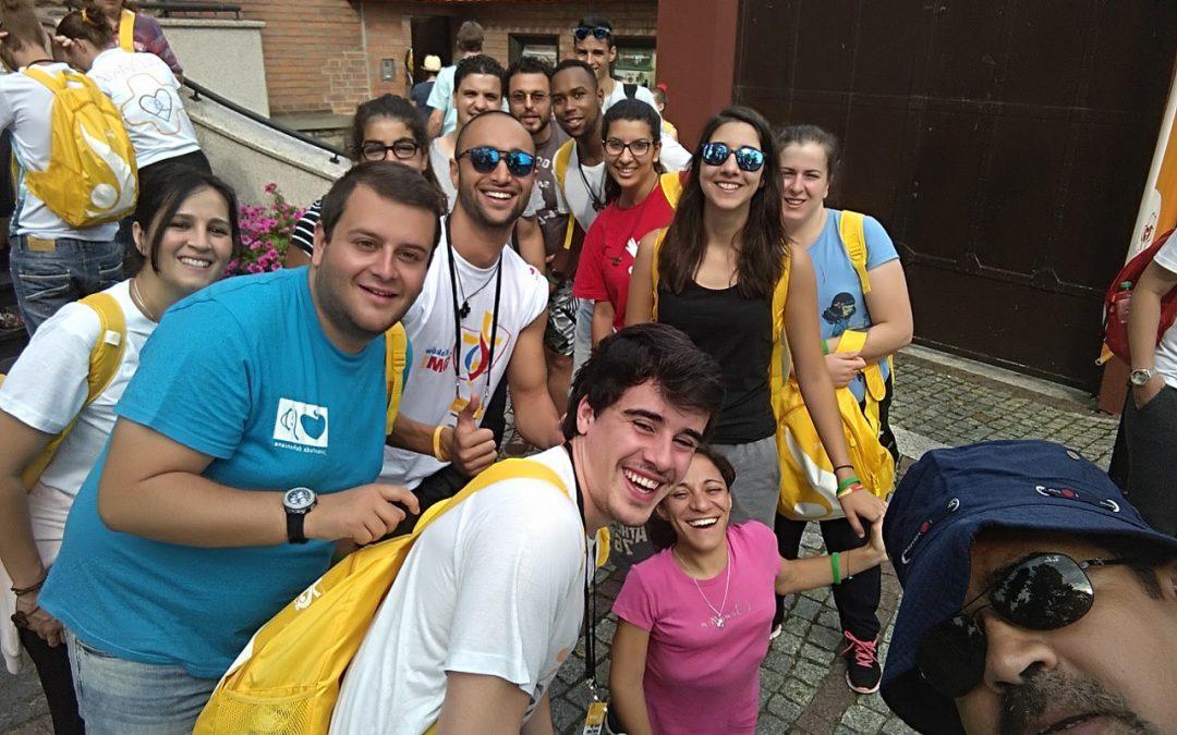 Encontro internacional dos Jovens Dehonianos – JMJ (dia 5 e 6)