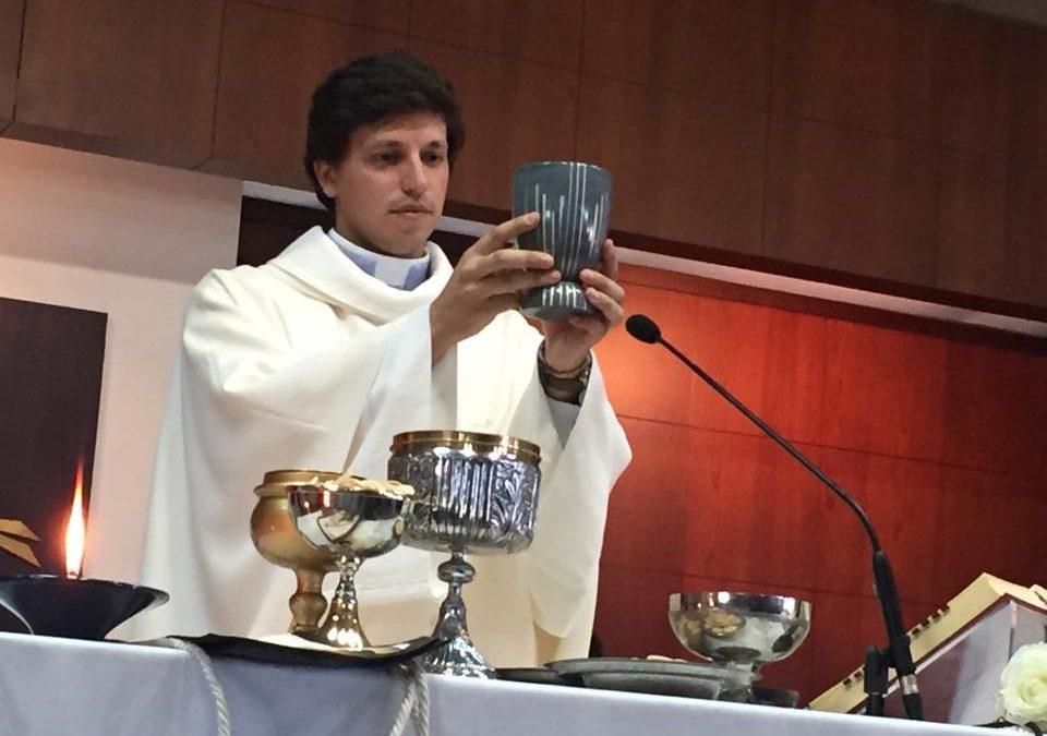 Missa nova em Carvalhosa, Paços de Ferreira