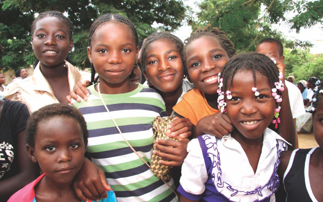 A Congregação em África