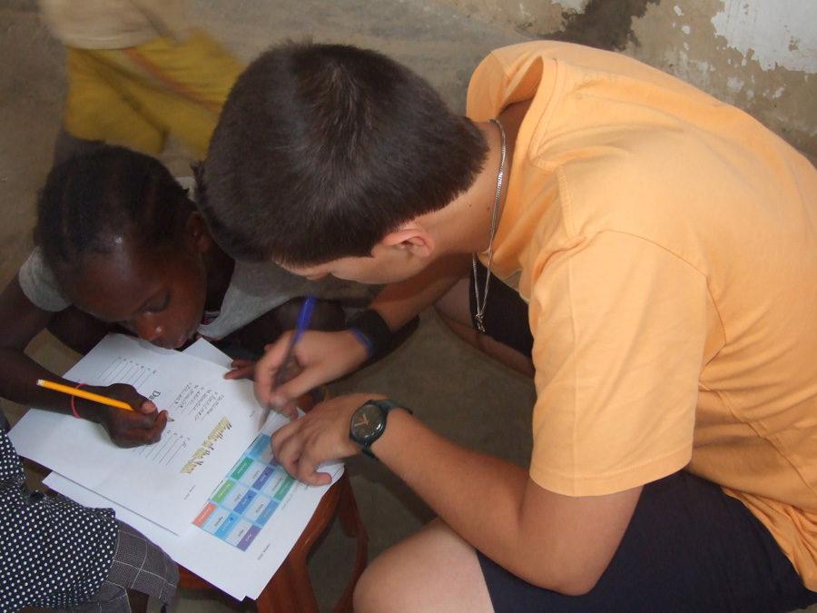 Voluntariado Missionário – Projecto Angola 2016