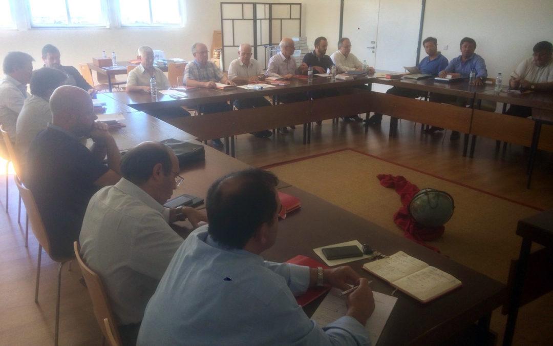 No início de um novo ano… Reunião de Superiores em Alfragide