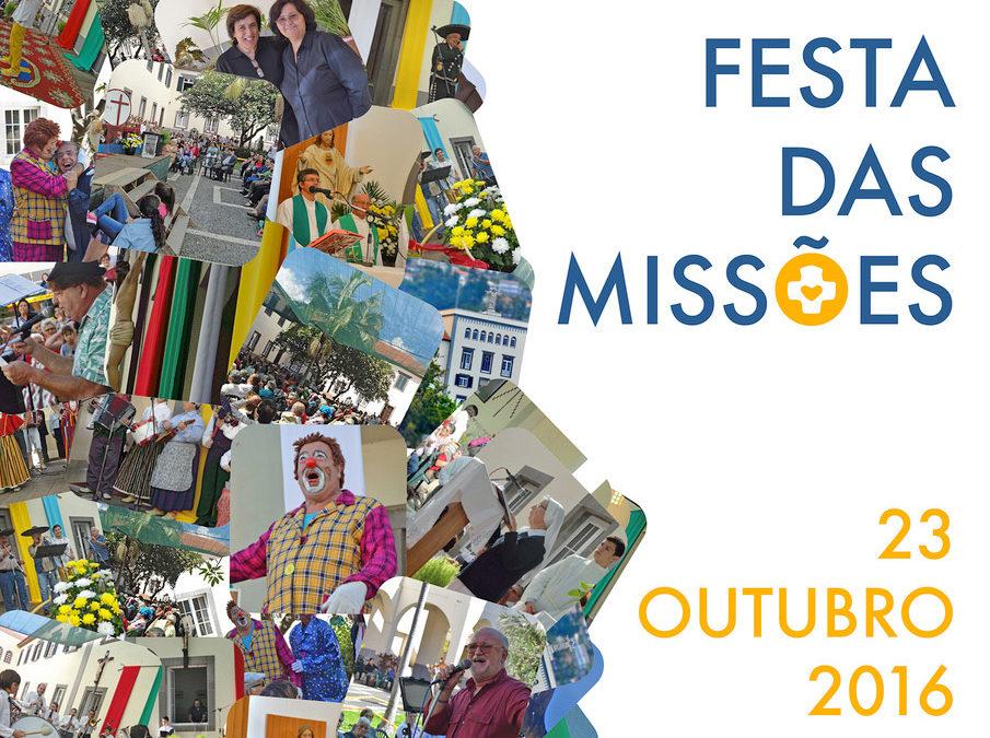 Dia Mundial das Missões no Colégio Missionário