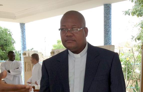 Primeiro padre Dehoniano de Angola