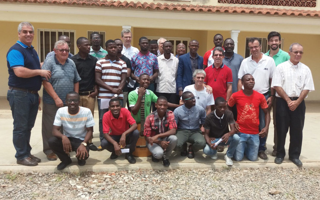 Visita Fraterna dos PP. Heiner e Léopold ao Distrito de Angola