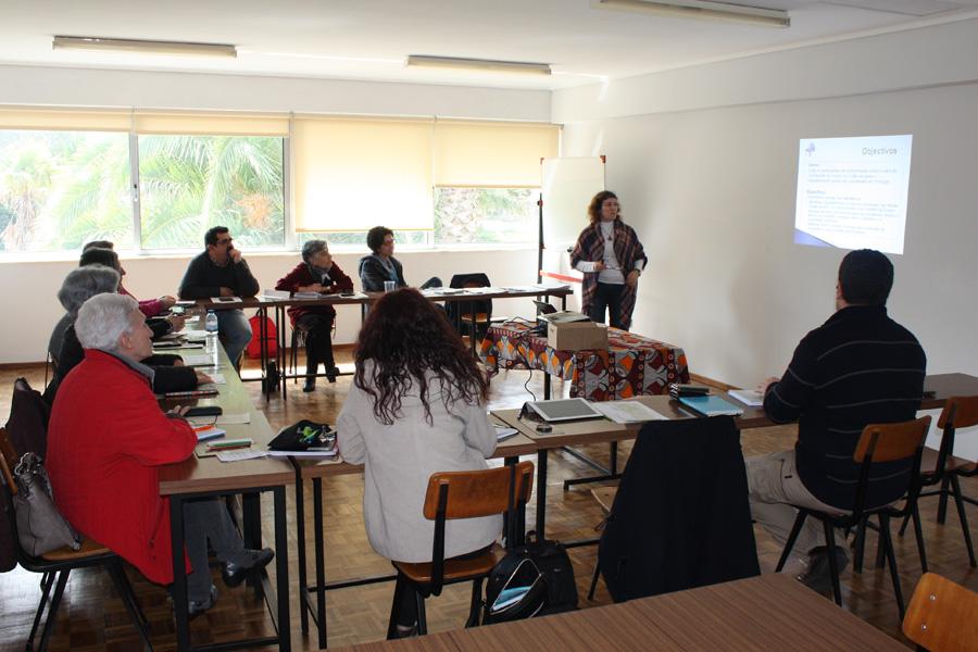 Encontro e formação da ALVD Porto e Lisboa