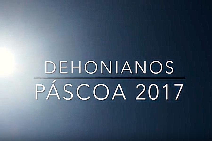 Mensagem Superior Provincial Páscoa 2017