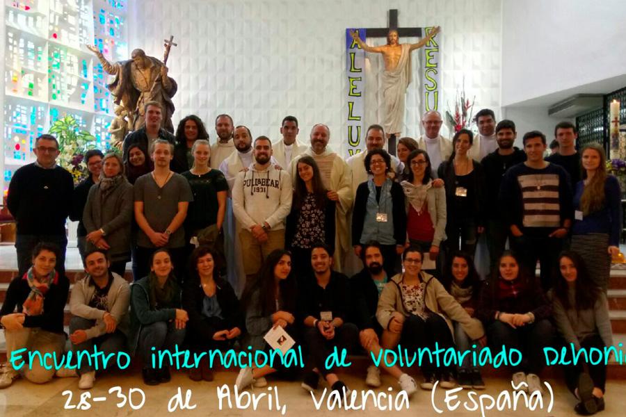 VIII Encontro Internacional de Voluntariado Dehoniano