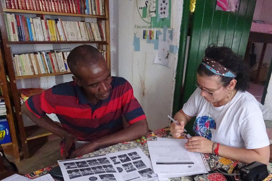 Missão «Na Rota dos Livros» – Moçambique 2017