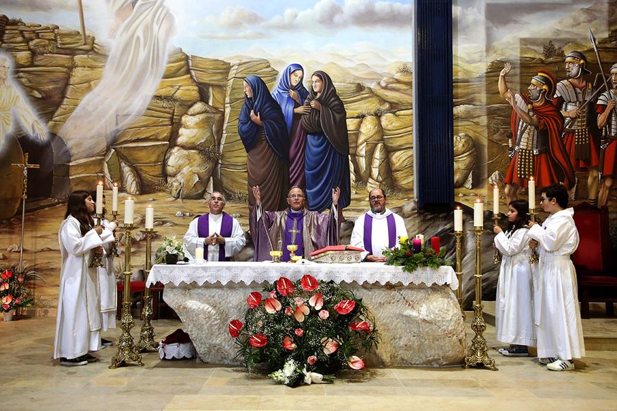 30.º Aniversário da Paróquia de Queijas