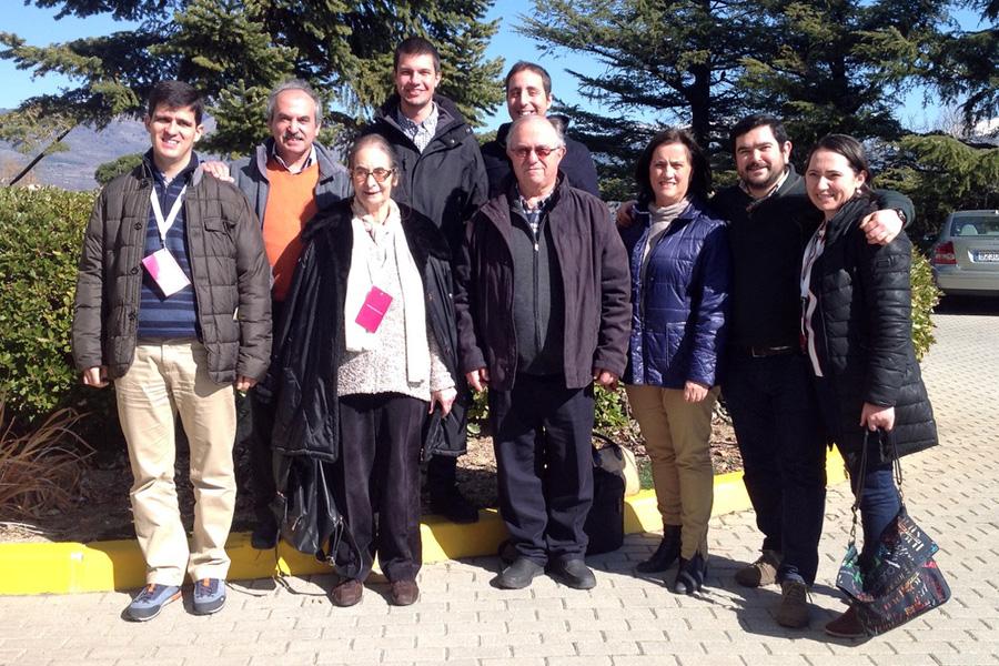 Primeiro encontro da Família Dehoniana em Espanha