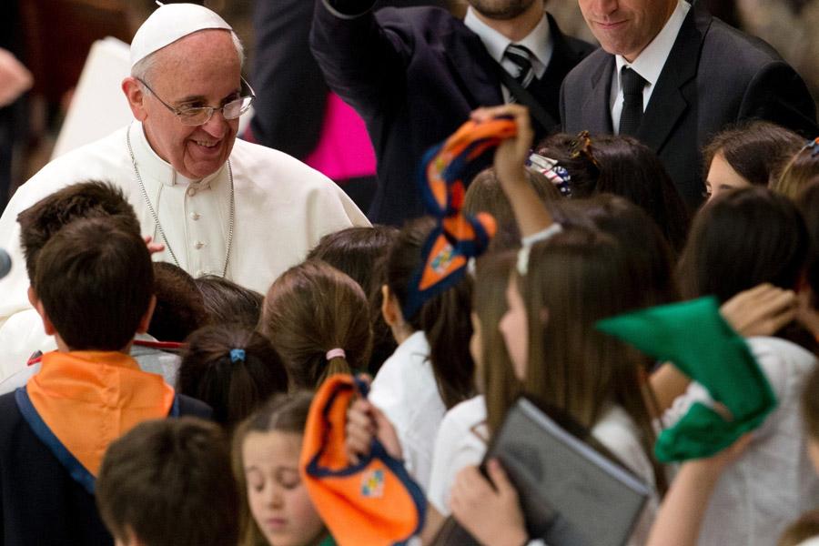 Francisco, um Papa que se faz próximo