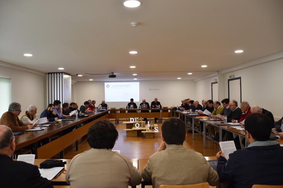 VI Assembleia Provincial (dia 1)