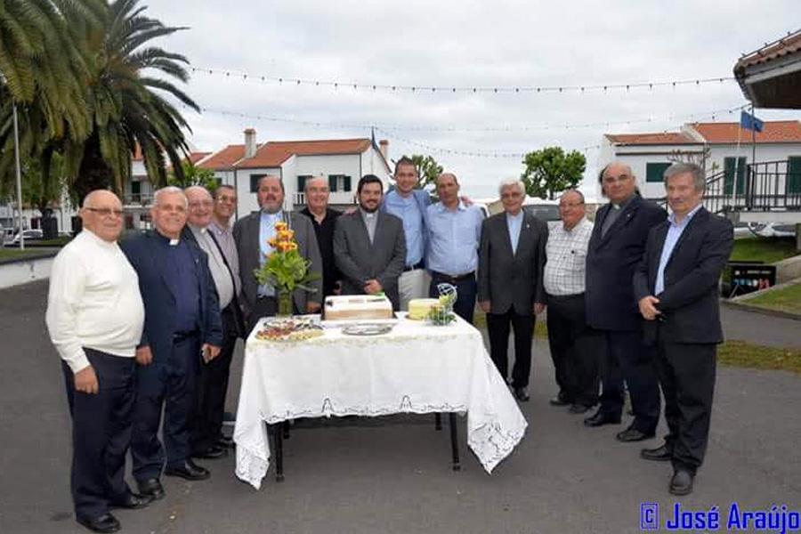 Missa Nova do padre Nuno Pacheco