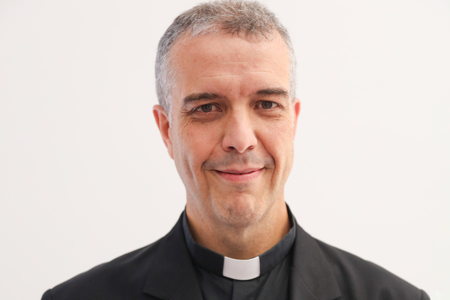 Padre Carlos Luis Suárez Cordoniu, novo Superior Geral
