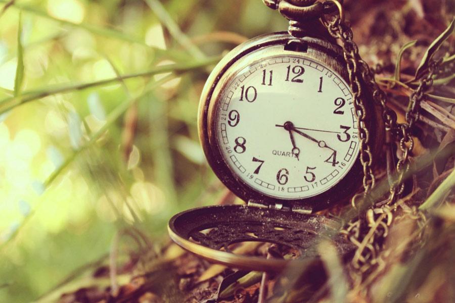 Quanto tempo o tempo tem?