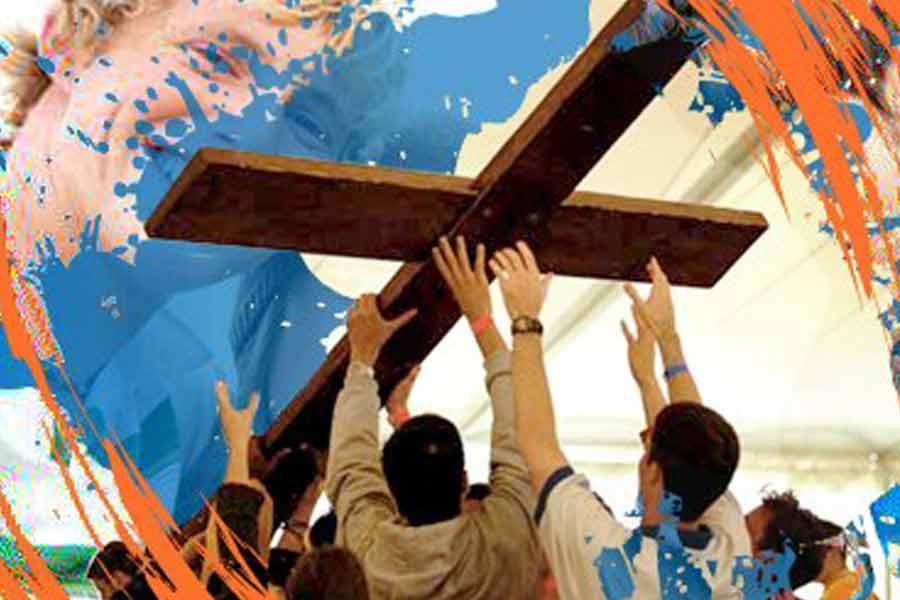 Acompanhar os jovens em Igreja