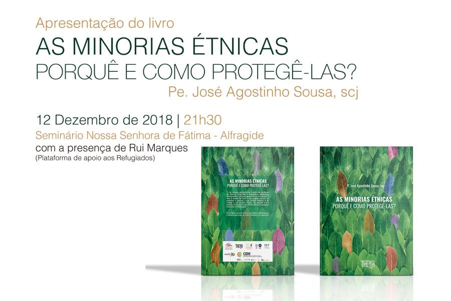 Apresentação do livro «As minorias étnicas»