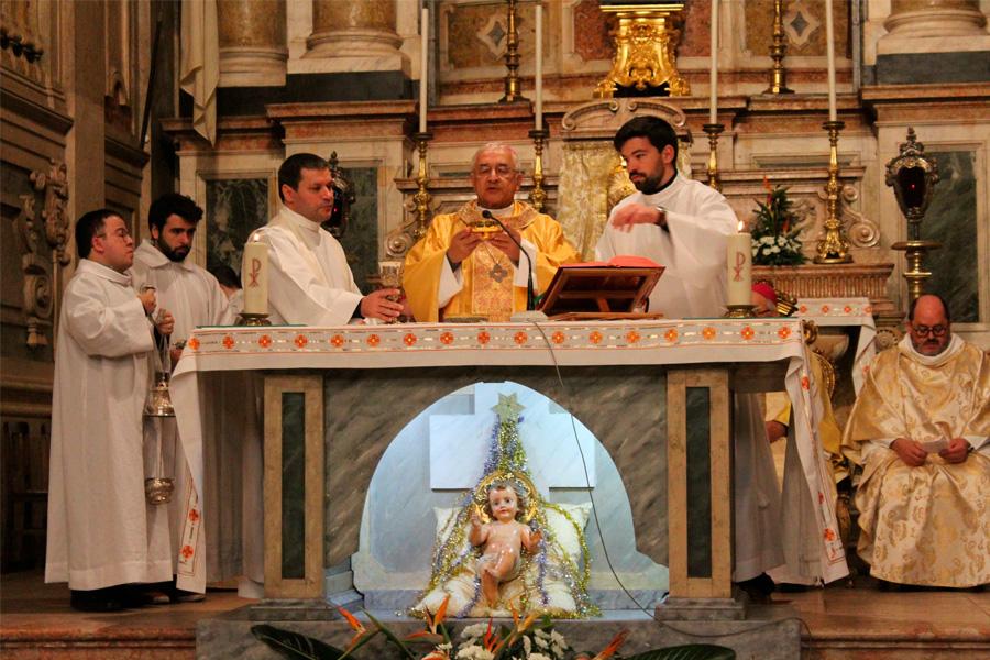 Celebração Jubilar na Igreja do Loreto