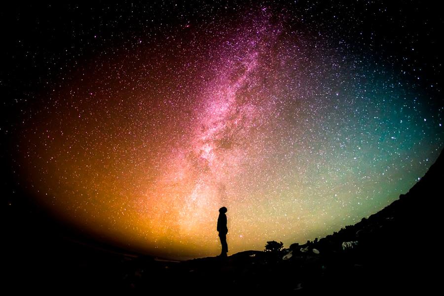 Com os olhos postos nas estrelas