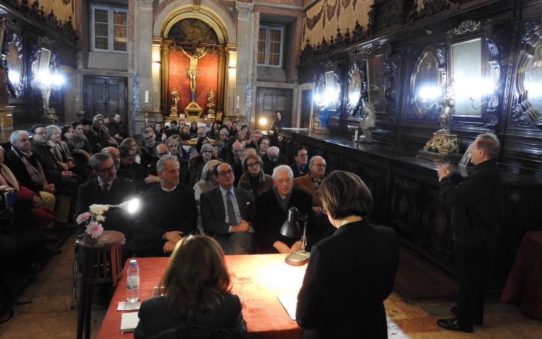 Encerramento do 8º Ciclo de Conferências luso-italianas, no Loreto