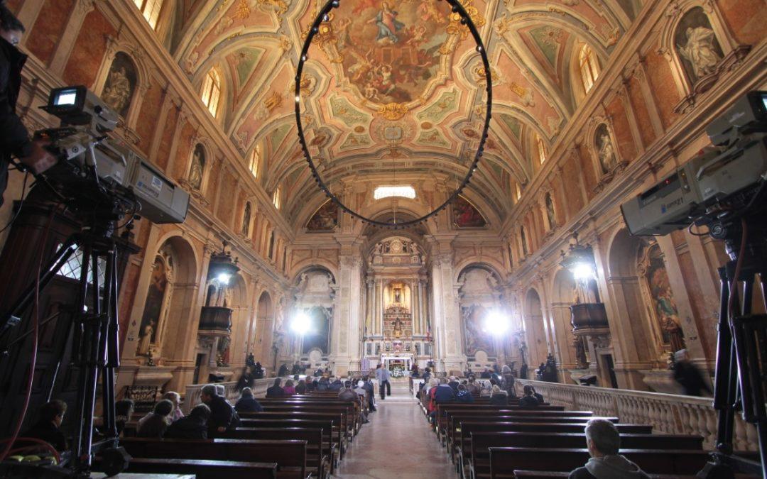 Concelebração Eucarística no Encerramento das Comemorações do Quinto Centenário da Igreja do Loreto – Lisboa