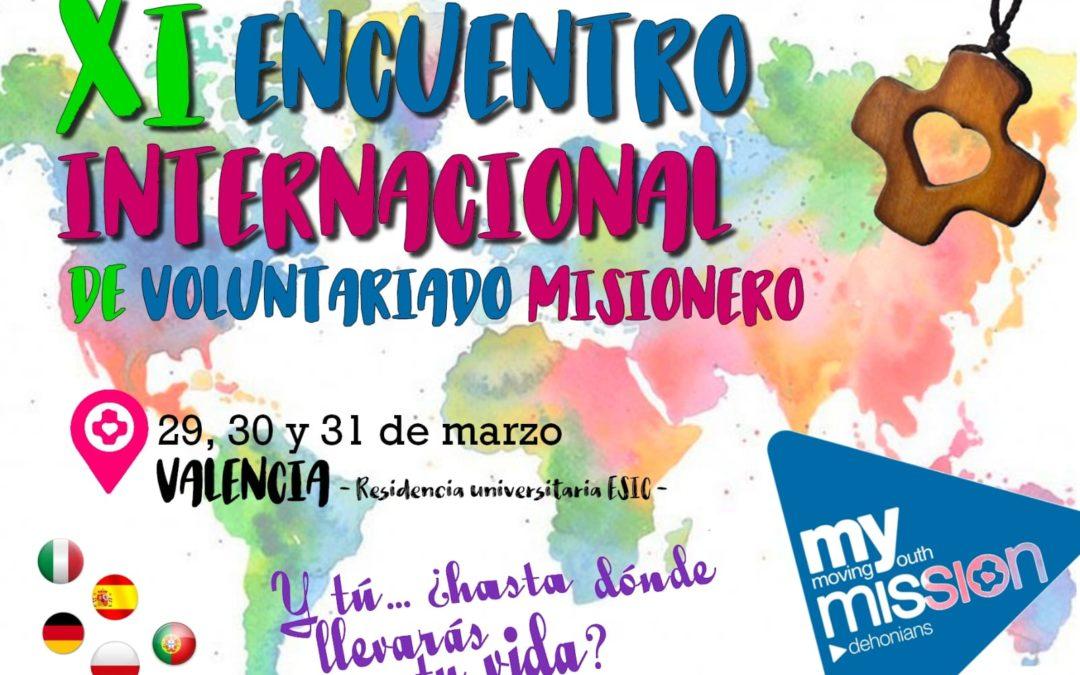 MY Mission – Encontro Internacional de Voluntariado, Valencia 2019