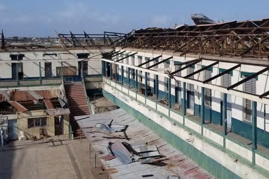 Campanha de solidariedade com a Beira, Moçambique
