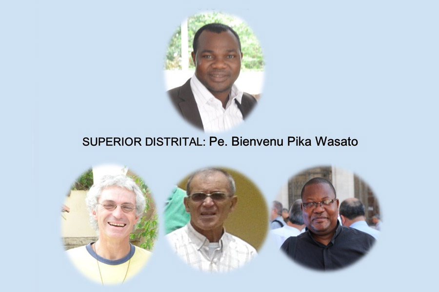 Novo Governo do Distrito de Angola para o triénio 2019-2022