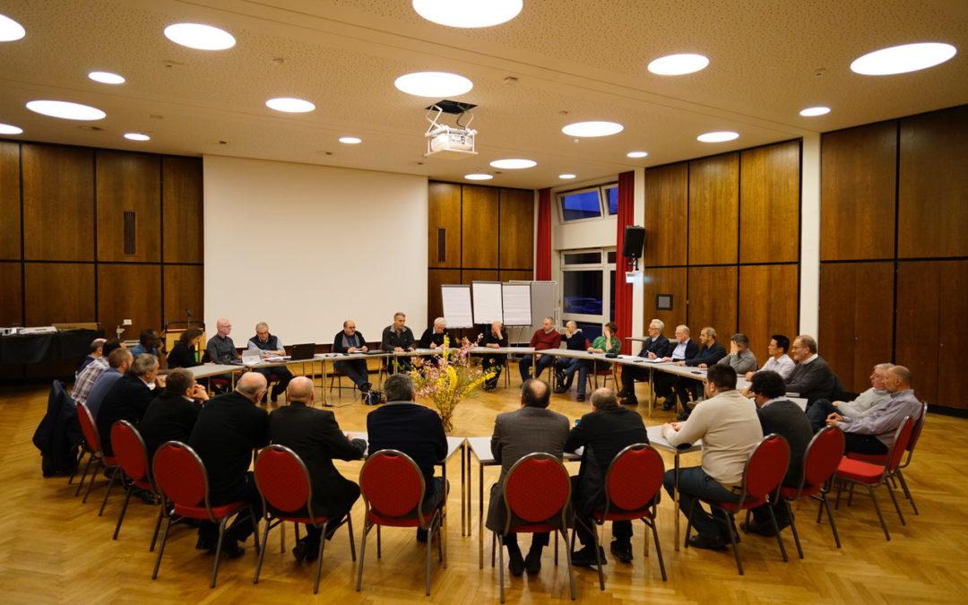 Encontro dos Superiores Maiores e delegados da Pastoral Juvenil e Voluntariado missionário da Europa