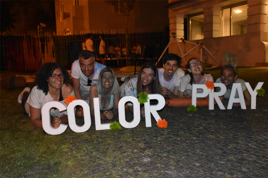 COLOR PRAY – Universitários Dehonianos