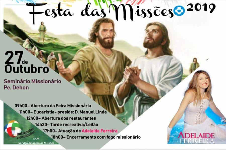 Festa das missões 2019